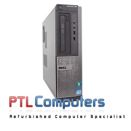 Dell - Desktop - OptiPlex 990 Desktop